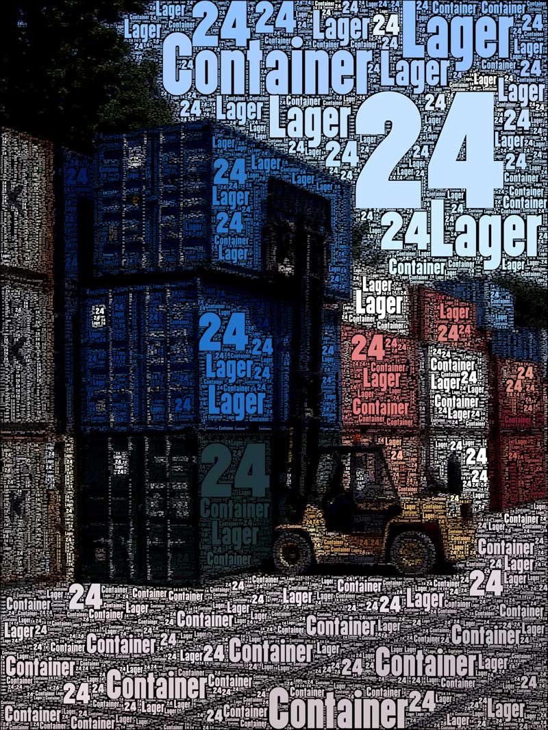 Lagercontainer 24